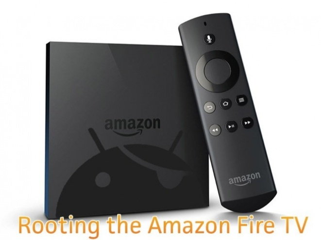 Omogućen Root pristup za Amazon Fire TV