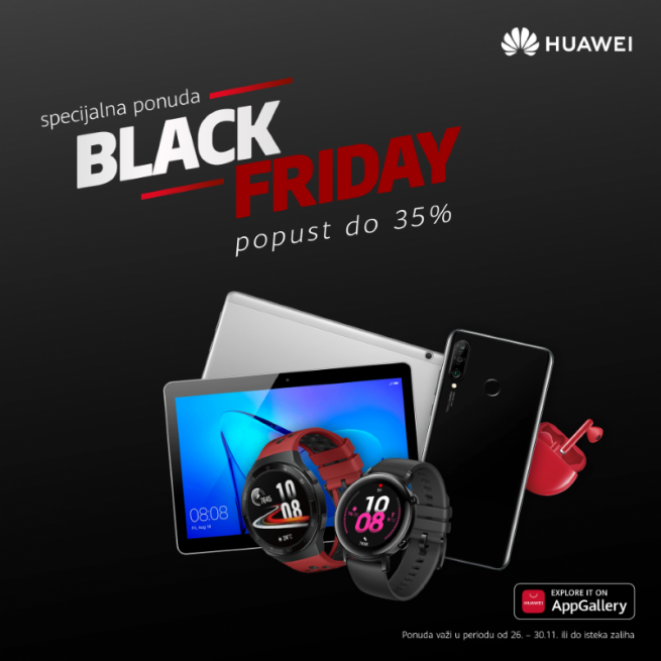 HUAWEI BLACK FRIDAY: A Guide to the Perfect Gift