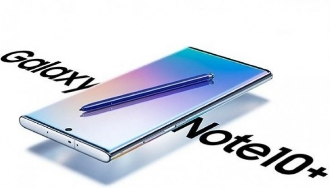 Samsung Galaxy Note10, Note10 + and Pink Watch Active 2 on new products