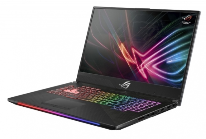 Asus ROG Strix SCAR II is the first notebook in our market with NVIDIA GeForce RTX graphics card