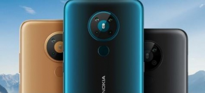 The Nokia 5.4 comes with a drill screen, memory options and color leaked in the report
