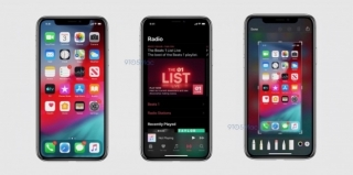Dark Mode za iOS 13 se pojavio u screenshotovima