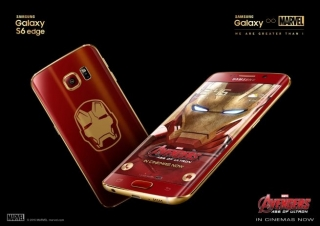 Samsung lansirao Galaxy S6 edge Iron Man Limited Edition (video)