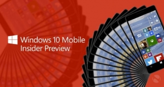 Microsoft objavio Windows 10 Mobile Insider Preview build 10512