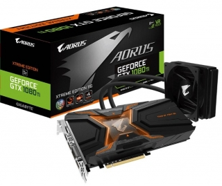 Gigabyte predstavlja Aorus GeForce GTX 1080 Ti WaterForce Xtreme grafičku kartu