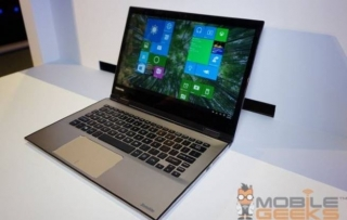 Computex 2015: Toshiba prikazala Astrea 2-u-1 laptop (video)