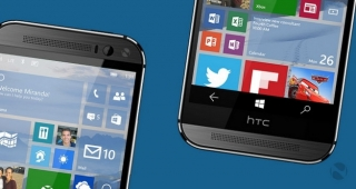 HTC One M8 for Windows je prvi ne-Lumia telefon koji dobija Windows 10 preview