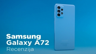 Testirali smo za vas: Samsung Galaxy A72 (video)