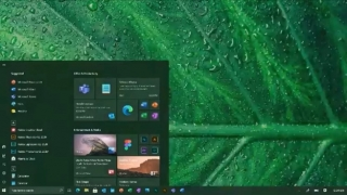 Microsoft nagoveštava novi Windows 10 Start meni