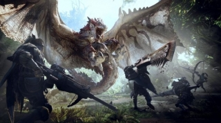 Monster Hunter World je Capcomova najprodavanija igra
