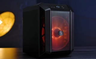 MasterCase H100 – sastavite fantastičan mini ITX gejming PC (video)