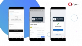 Opera za Android implementira Crypto Wallet funkciju (video)