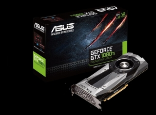 Uskoro u Benchmark Shop ponudi: Asus GeForce GTX 1080 Ti Founders Edition grafička karta
