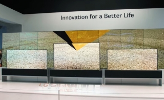 LG televizori na IFA 2019 (video)