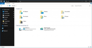 Windows 10 File Explorer dobija tamnu temu