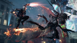 Devil May Cry 5 je navodno 75% kompletiran
