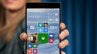 Objavljen Windows 10 Mobile Redstone Build 14291