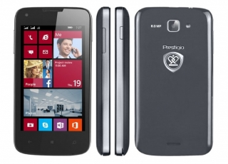 U prodaji jedan od najjeftinijih Windows Phone 8.1 telefona - Prestigio MultiPhone 8400 DUO