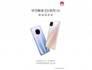 Huawei Enjoy 20 i Huawei Enjoy 20 Plus zvanično stižu 3. septembra