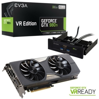 EVGA počela prodaju GeForce GTX 980 Ti VR Edition grafičke kartice (video)