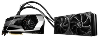 MSI je prikazao Geforce RTX 30-series Sea Hawk X grafičke karte