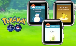 Pokemon Go stiže na Apple Watch