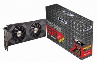 Ovako izgleda XFX Radeon R9 390X Double Dissipation 8GB video karta