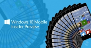 Windows 10 Mobile build 10166 dostupan slow ring Insiderima