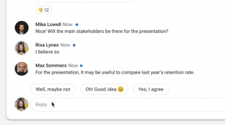 Google implementirao Smart Reply u Hangouts Chat
