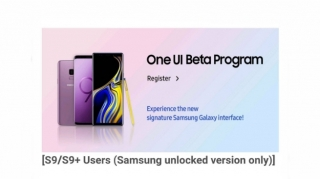 Samsung počinje Android 10 beta program za Galaxy S9 i Note9 telefone