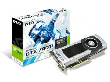 MSI predstavio svoj GeForce GTX 780 Ti model