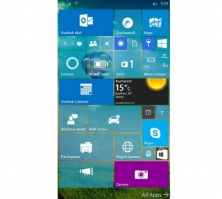 Ovako izgleda Windows 10 Mobile Build 10080