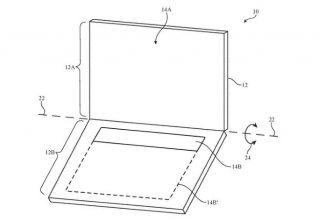Apple patent otkriva MacBook sa dva ekrana