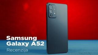 Testirali smo Samsung Galaxy A52 (video)