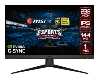 MSI Optix G242 nudi 1ms odziv, 144Hz osvežavanje