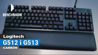 Testirali smo Logitech G512 i G513 CARBON tastature (video)
