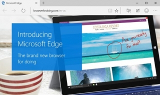 Microsoft Edge browser ekstenzije stižu i na Windows telefone