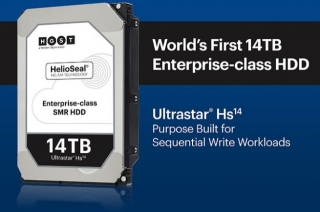 Western Digital isporučuje UltraStar HS14 HDD-ove do 14TB