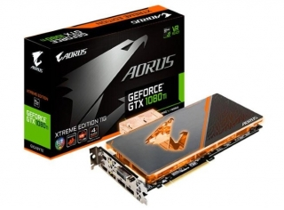 Stiže prelepa Aorus GeForce GTX 1080 Ti Waterforce WB XE 11G grafička karta