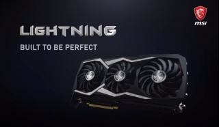 MSI objavio tizer za GeForce GTX 1080 Ti Lightning Z (video)