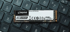 Kingstonov najnoviji NVMe PCIe SSD je model KC2500