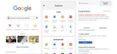 Google dodaje novi Explore UI u Chrome za Android