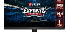 MSI predstavlja Optix G241 i G271 monitore