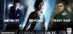 Poznati datumi objave PC verzija Heavy Rain, Beyond: Two Souls i Detroit: Become Human igara