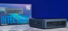 Testirali smo Intel NUC10 i7FNK mini PC (video)
