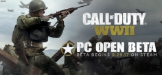 Najavljena Call of Duty: WWII multiplejer beta za PC