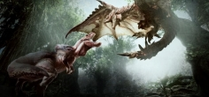 Objavljen prvi gejmplej za Monster Hunter World (video)