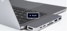 HyperDrive je USB-C hab za MacBook Pro