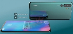 Huawei P30 Pro koncept renderi (video)