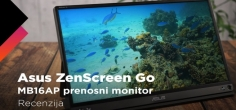 Monitor za poneti - Asus ZenScreen Go MB16AP (video)